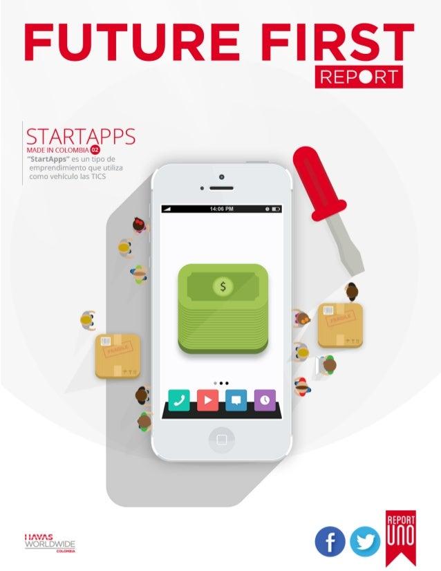 Future First Report No. 1 - Startapps