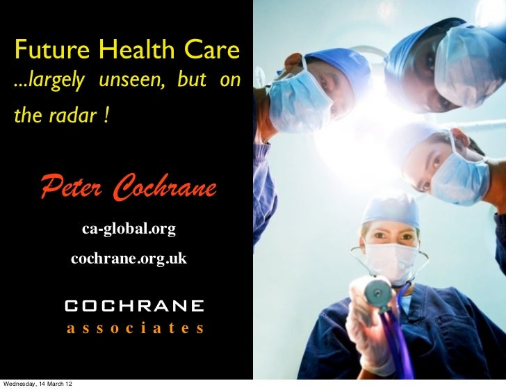 Future health care