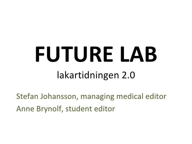 Futurelab 100521