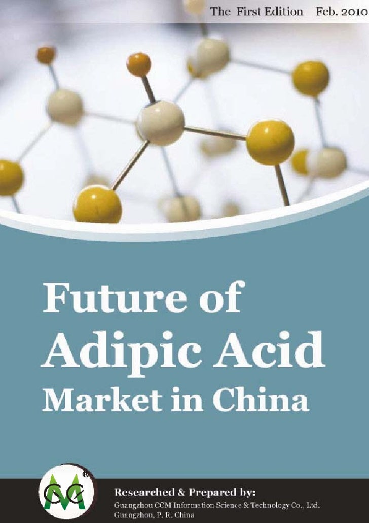 Future of adipic acid market in china