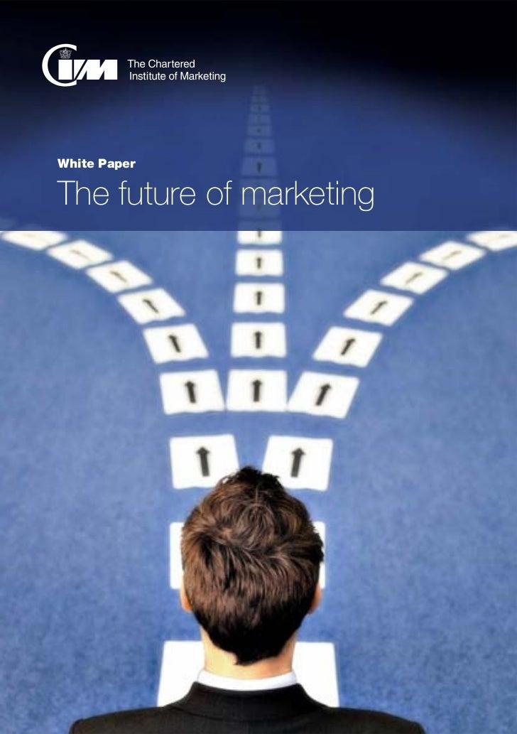 Futureofmarketing