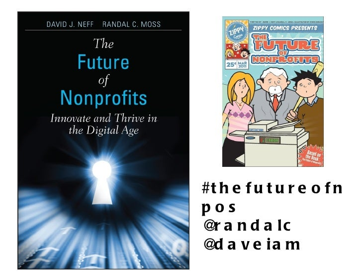 The Future of Nonprofits by Randal Moss and David Neff