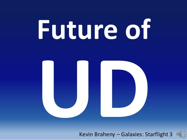 Future of UD