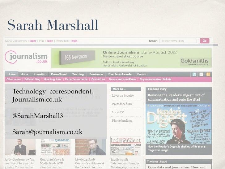 Sarah MarshallTechnology correspondent,Journalism.co.uk@SarahMarshall3Sarah@journalism.co.uk