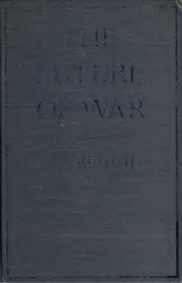 Future of War - Bloch