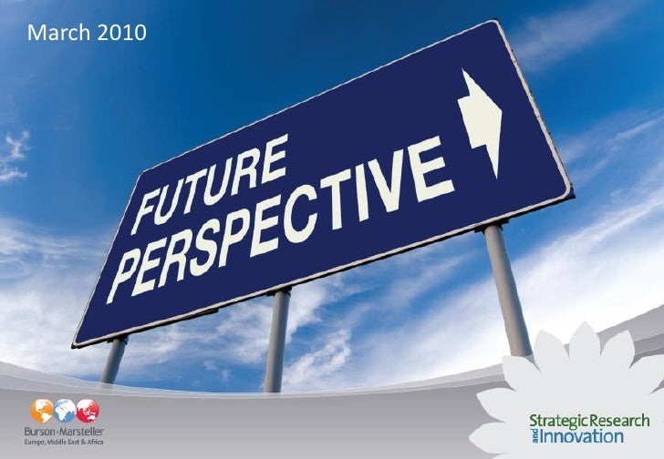 Future perspective #3 trends newsletter