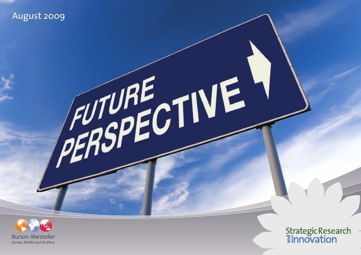 FUTURE perspective #1 trends newsletter