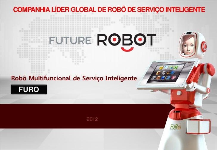 FutureRobot Apresentação
