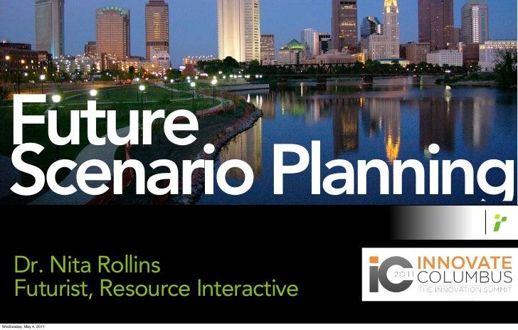 Future Scenario Planning