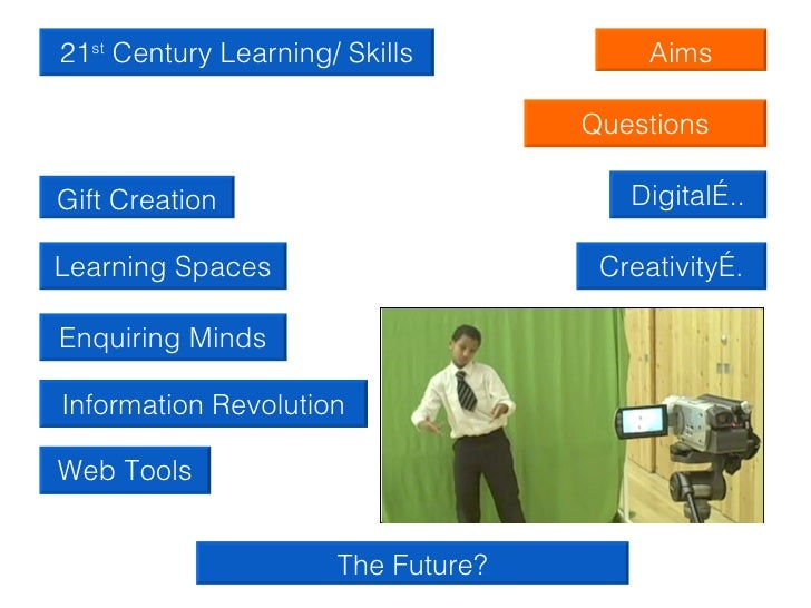 21st Century Learning/ Skills            Aims                                    QuestionsGift Creation                   ...