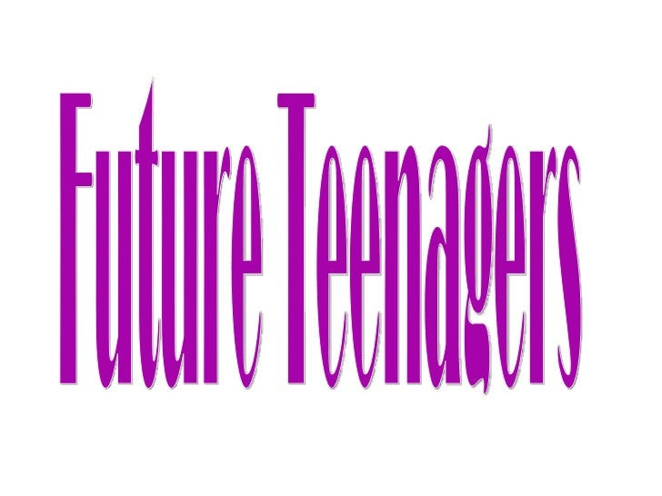 Future teenager ines