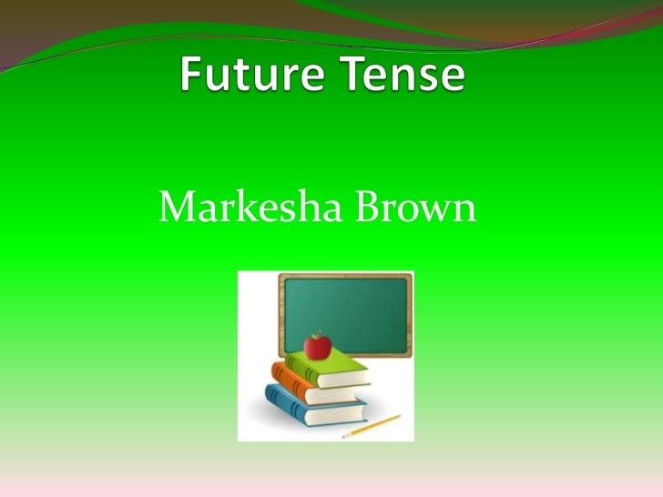 Markesha Brown