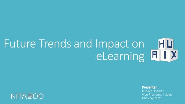 impact on elearning Measuring the impacts of e-learning on students' achievement in learning process: an experience from tanzanian public universities titus tossy.
