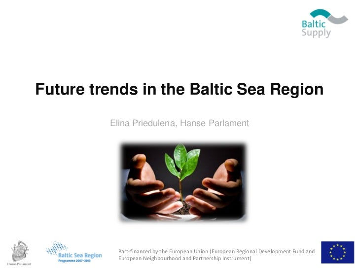 Future Trends in the Baltic Sea Region- Potential for SMEs