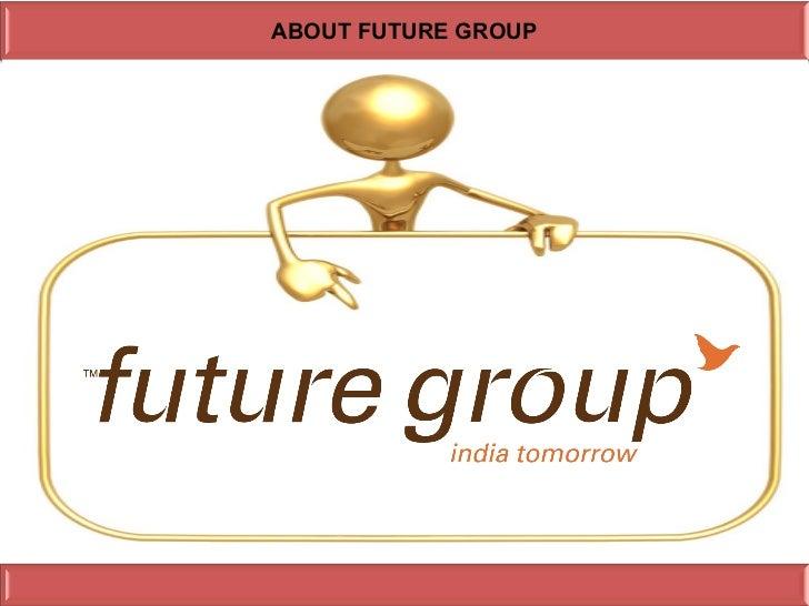 Future Value Chain and Pantaloon Retail