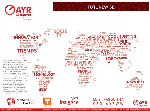 Futurewise: Visão do Futuro