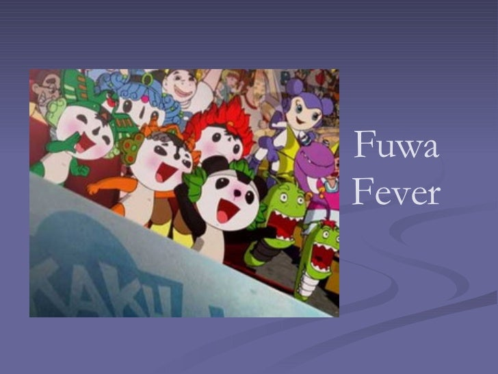Fuwa Fever