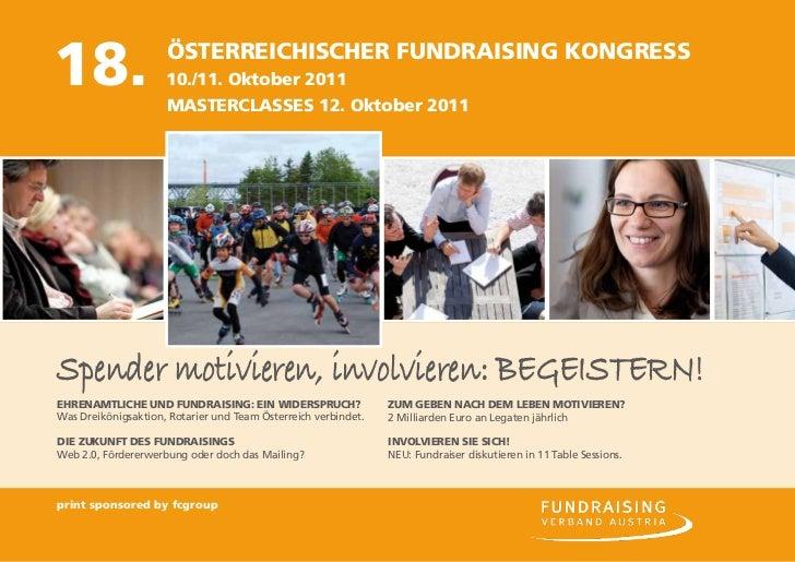 Fundraising Kongress 2011