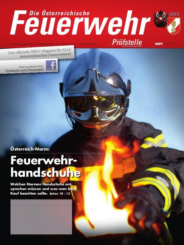 FW_01_cover_01_Cover 15.06.11 13:44 Seite 1  Feuerwehr Feuerwehr 0/2007  Die Österreichische  XXXXXXXXXXX XXXXXXXXXXX  Prü...