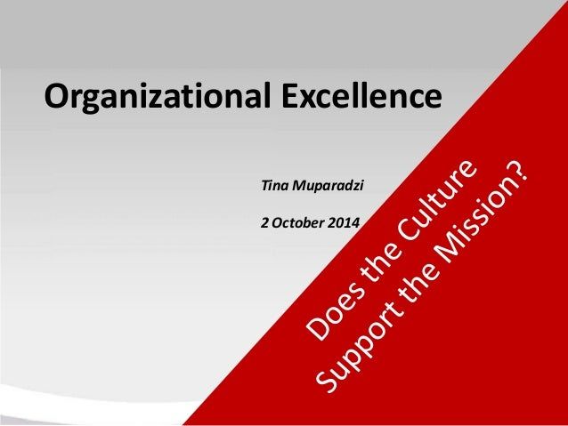 """organizational excellence What is """"excellence"""" in organizations  organizational excellence is designed for permanent change by focusing on managing the five key pillars."""