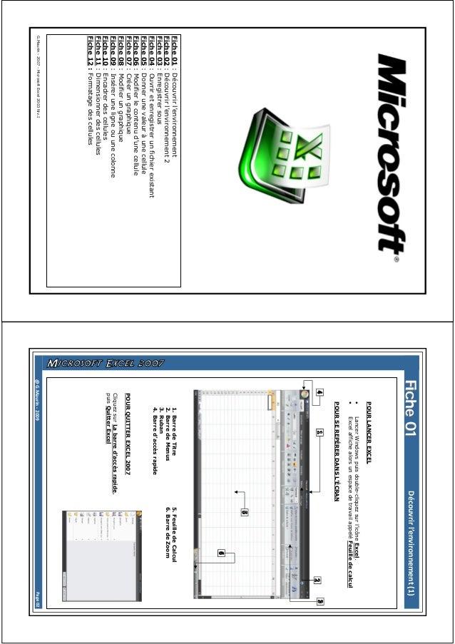 "Tutoriel Excel 2007 format ""A5"""