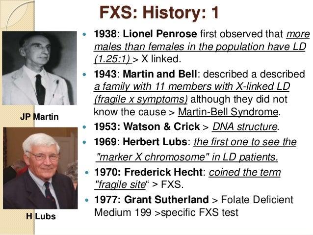 Fragile X Syndrome Michael Phelps
