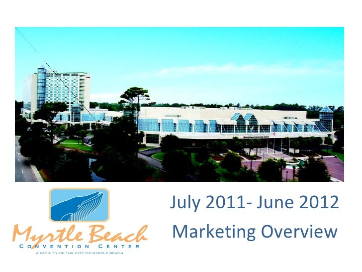 July 2011- June 2012 Marketing Overview