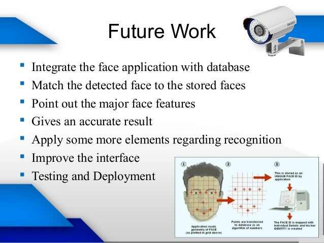 Face Detection And Recognition System