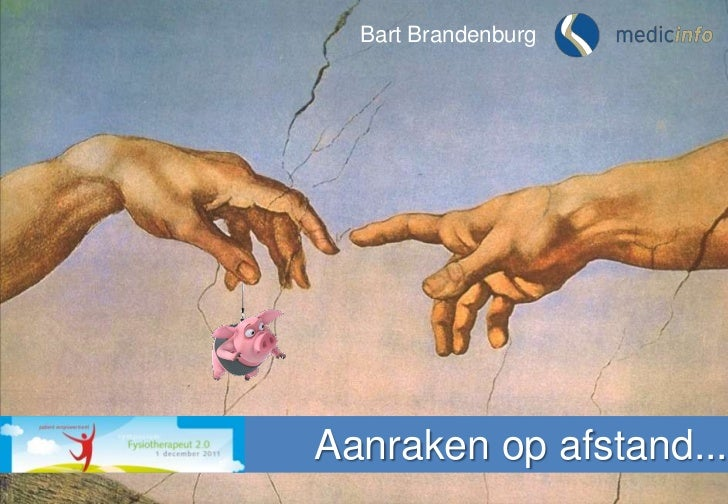 Bart BrandenburgAanraken op afstand...