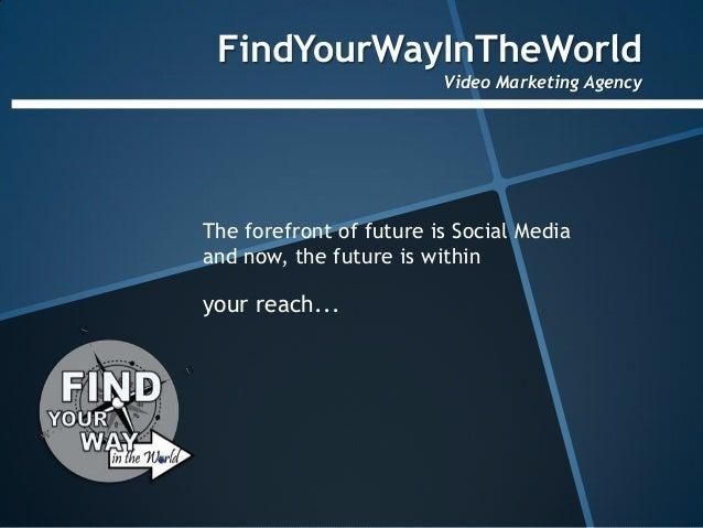FindYourWayInSG media presentation_preview