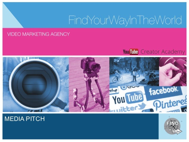 FindYourWayInTheWorld Thailand/Bangkok Branch Online Video Marketing Media Pitch November 2013