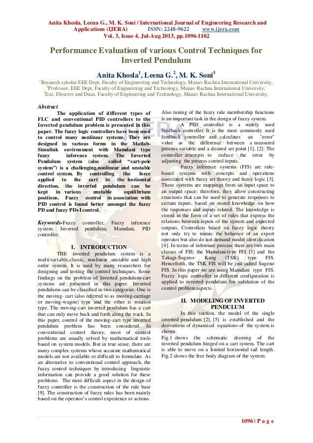 Anita Khosla, Leena G., M. K. Soni / International Journal of Engineering Research and Applications (IJERA) ISSN: 2248-962...