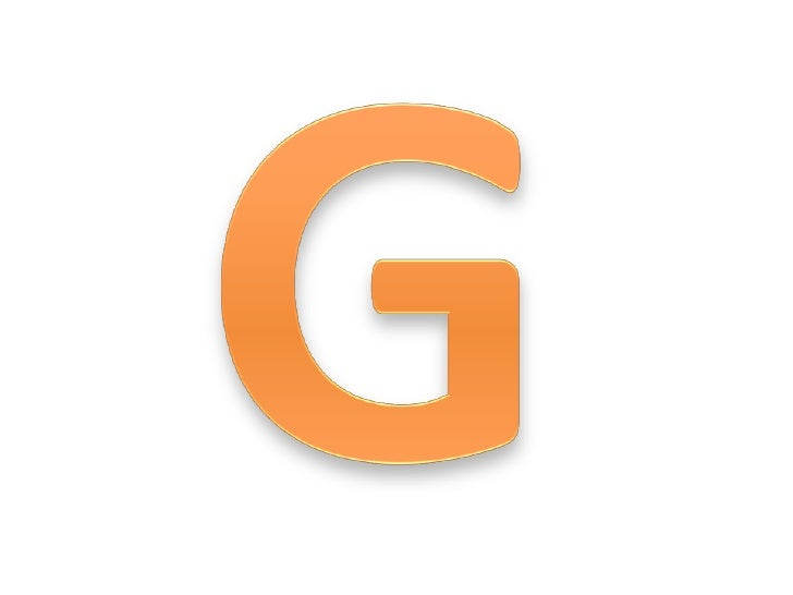G<br />