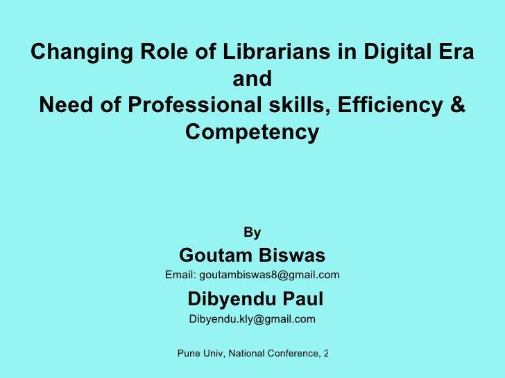 G.Bs Pune Univ National Conference  Presentation.2009