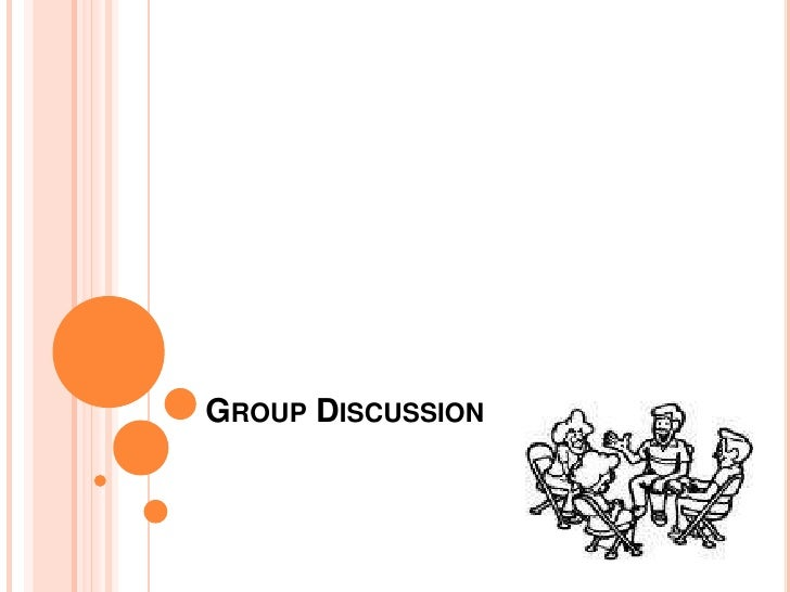 Group Discussion<br />