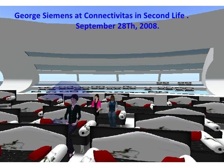 G. Siemens En Connectivitas