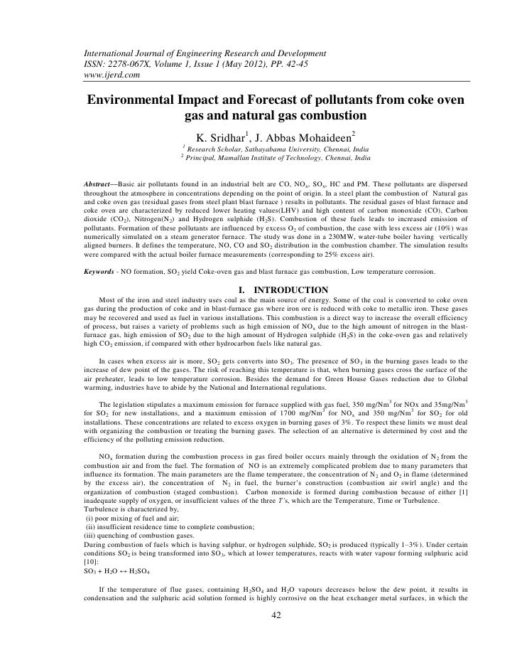 International Journal of Engineering Research and DevelopmentISSN: 2278-067X, Volume 1, Issue 1 (May 2012), PP. 42-45www.i...