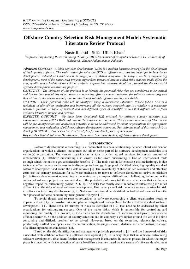 IOSR Journal of Computer Engineering (IOSRJCE)ISSN: 2278-0661 Volume 3, Issue 4 (July-Aug. 2012), PP 46-55www.iosrjournals...