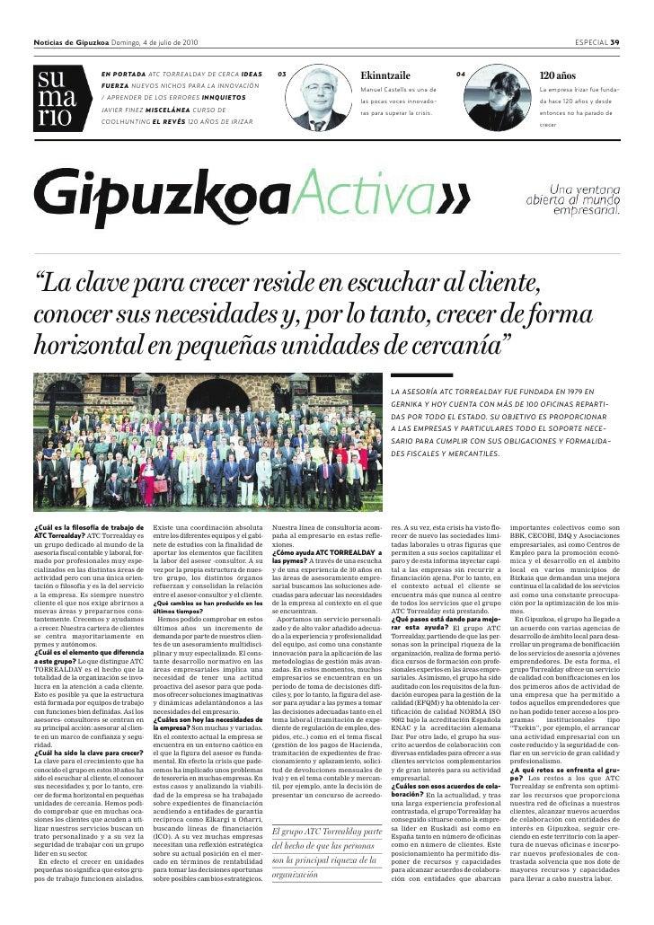 Noticias de Gipuzkoa Domingo, 4 de julio de 2010                                                                          ...