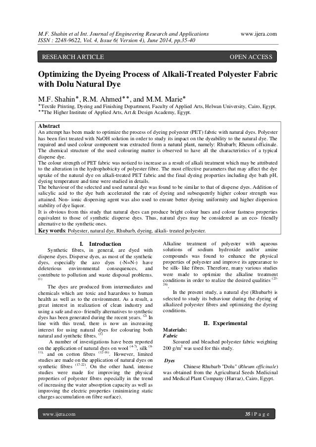 M.F. Shahin et al Int. Journal of Engineering Research and Applications www.ijera.com ISSN : 2248-9622, Vol. 4, Issue 6( V...