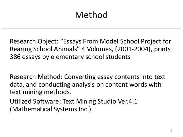 Evaluation job thesis