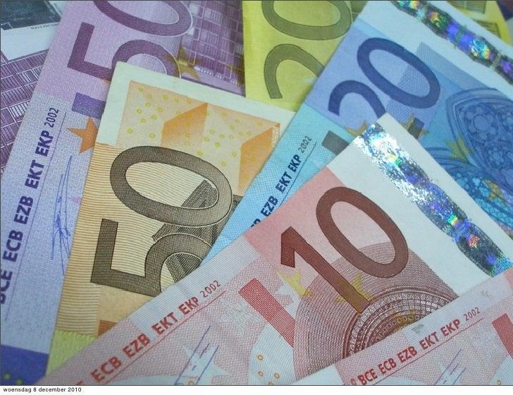 G2G / finance presentatie /