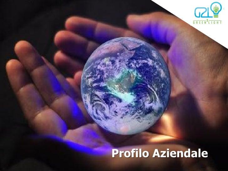 Green2Light - Profilo Aziendale