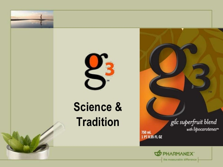 Science & Tradition<br />