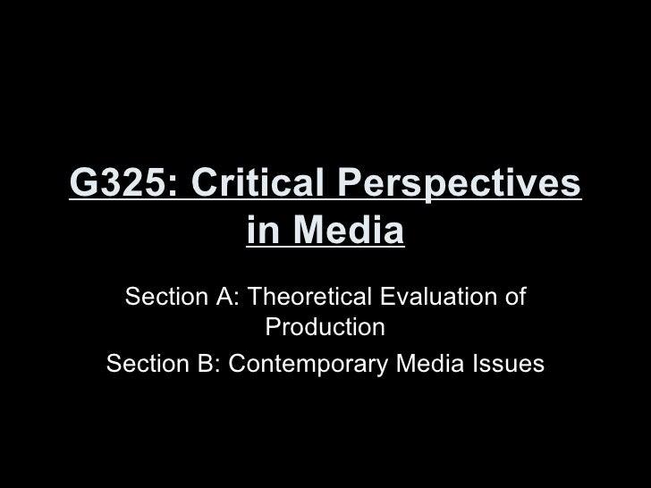 G325 lesson 1