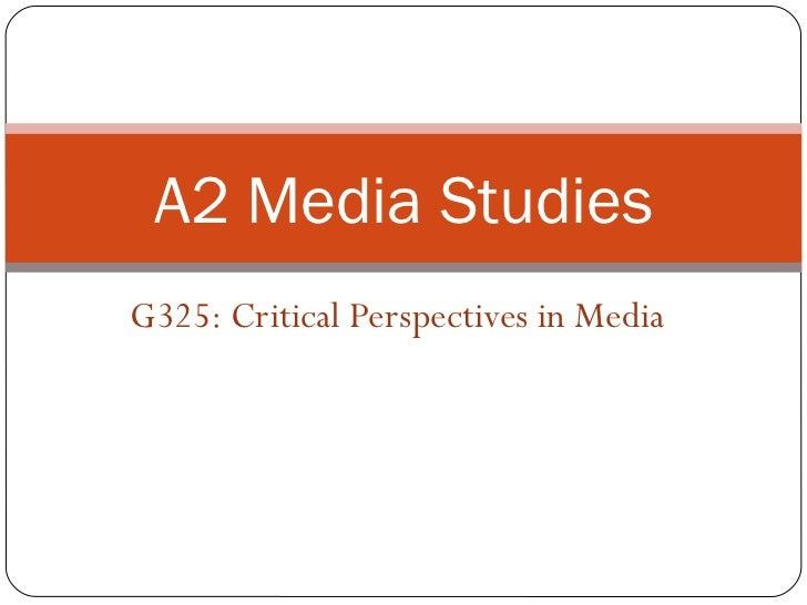 G325 section a1a intro
