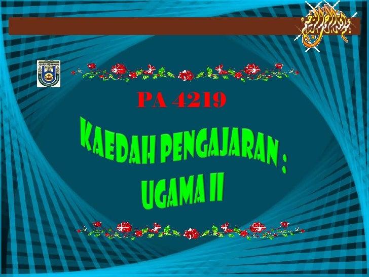 PA 4219