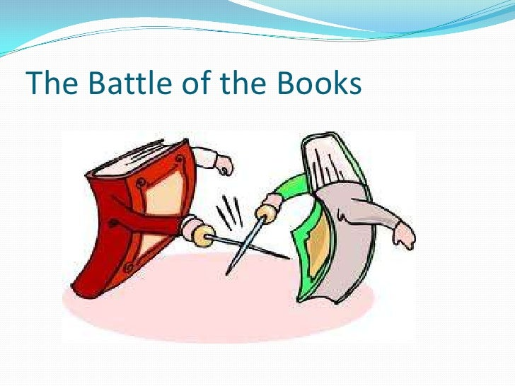 The Battle of the Books<br />