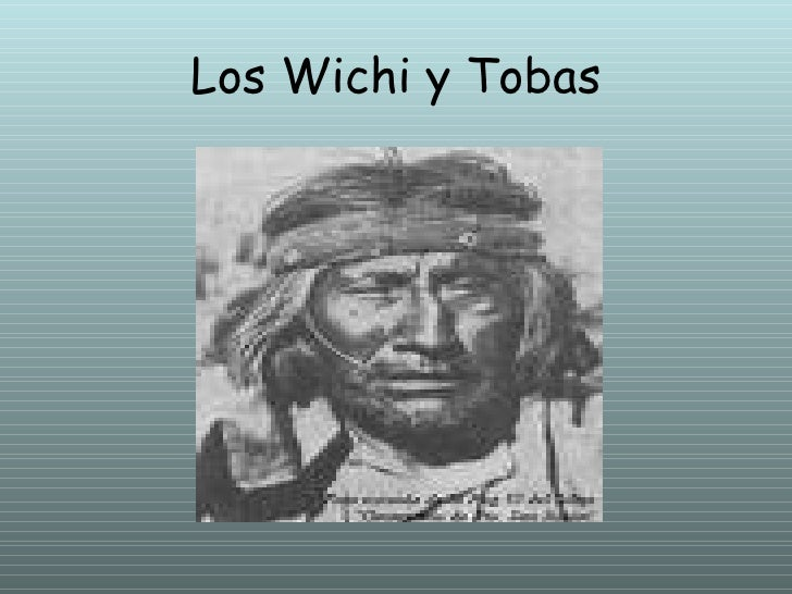 Wichis y Tobas