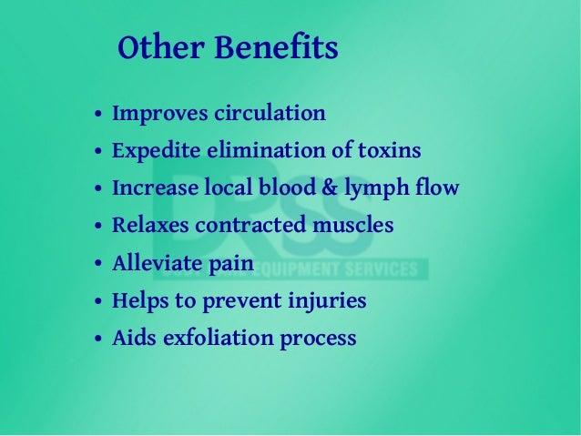 g5 machine benefits